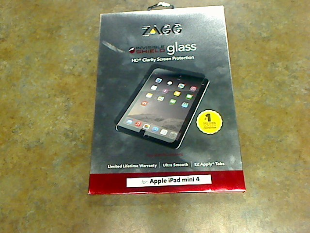 ZAGG Cell Phone Accessory INVISIBLE SHIELD