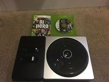 ACTIVISION Video Game Accessory XBOX 360 DJ HERO 2