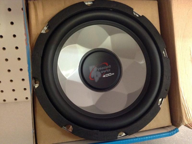 PYRAMID CAR AUDIO Car Speakers/Speaker System PW877X