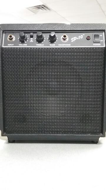 FENDER Electric Guitar Amp MUSICAL INSTRUMENTS SP-10