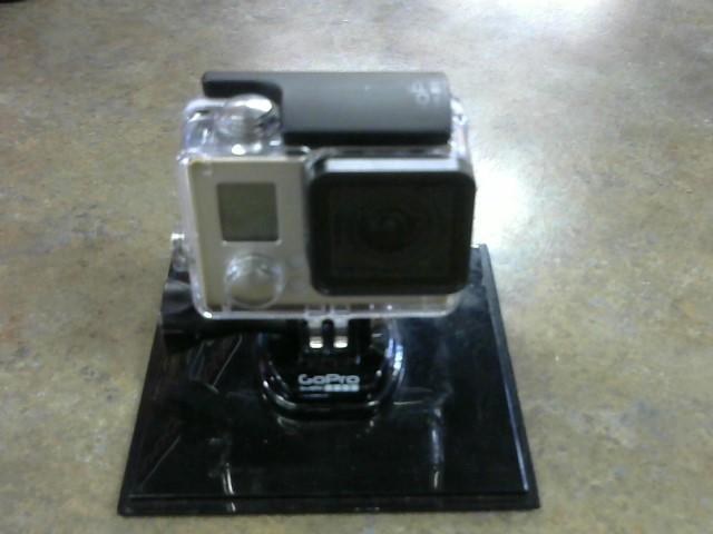 GOPRO Camcorder HERO 3+ SILVER EDITION