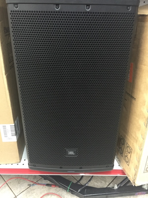 EON_612 SPEAKERS JBL PRO   BLACK