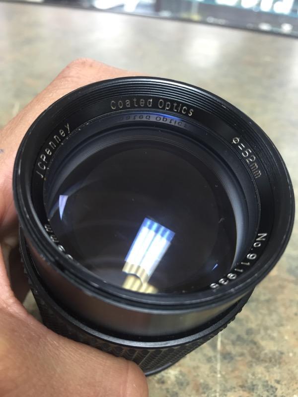 ASAHI OPT CO Lens/Filter 911935