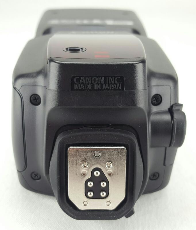 CANON Flash 580EXII SPEEDLITE WITH SOFT CASE
