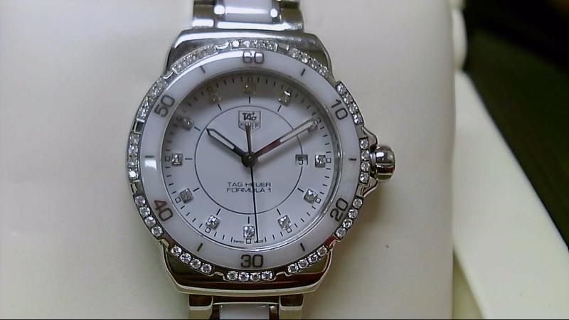 TAG HEUER Lady's Wristwatch WAH1313