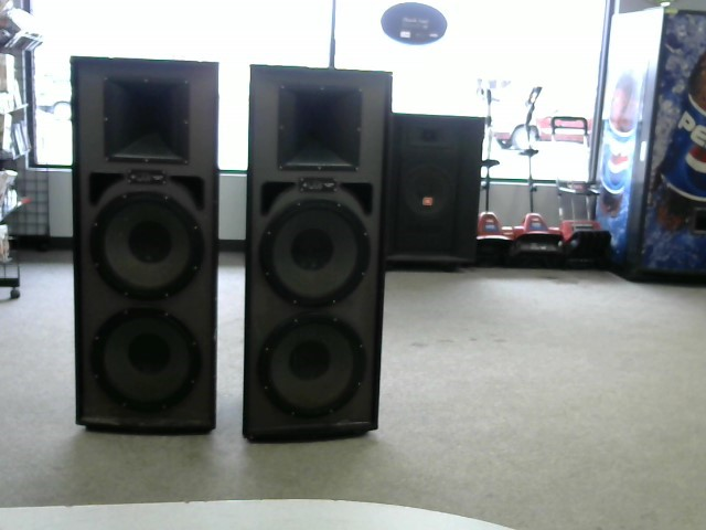 PRO STUDIO Speakers MACH II