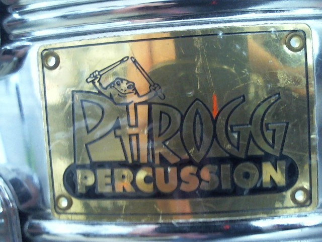 PHROGG PERCUSSION