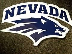 UNR NEVADA WOLFPACK PLEXIGLASS SIGN