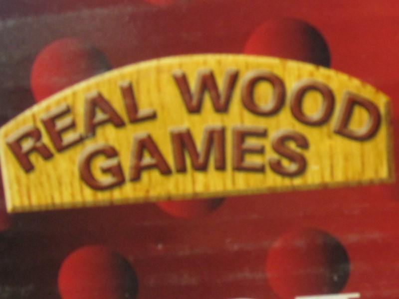 REAL WOOD GAMES