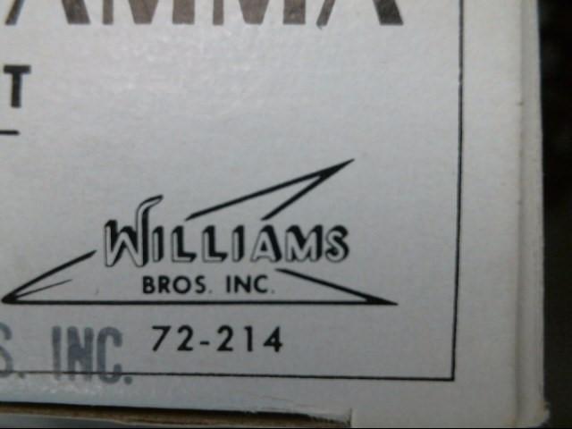 WILLIAMS BROS INC