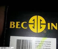 BEC SCOPES