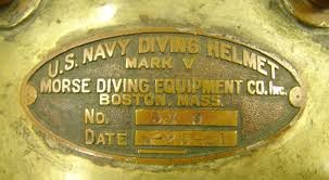 MORSE DIVING EQUIPMENT CO.
