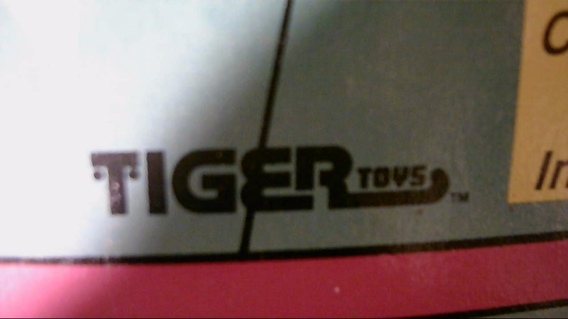 TIGER TOYS