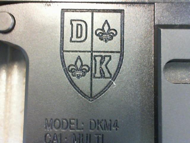 DK SUPRESSION LLC