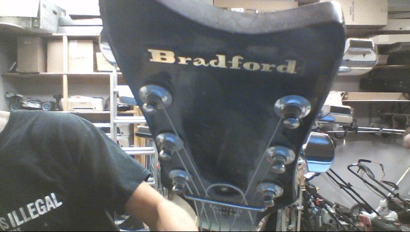 BRADFORD GUITARS