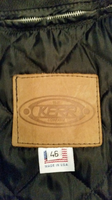 KERR LEATHER.