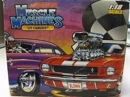 ACTION MUSCLE MACHINES