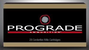 PROGRADE AMMUNITION