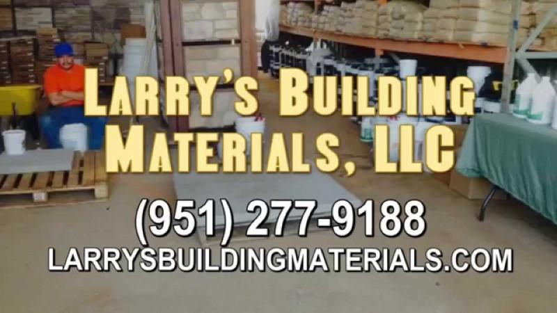 LARRY'S BUILDING SUPPLYS