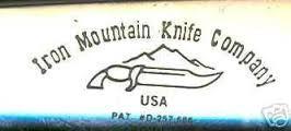 IRON MOUNTAIN KNIFE CO