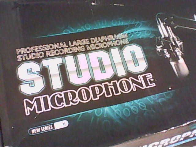 STUDIO MICROPHON