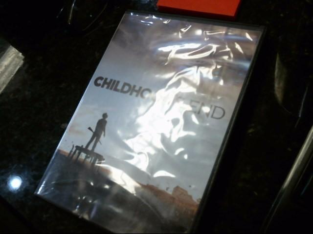 CHILDHOOD'S END DVD