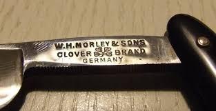 W.H. MORLEY & SONS