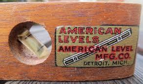 AMERICAN LEVEL COMPANY
