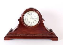 WALLACE MANTLE CLOCK