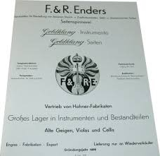 F&R ENDERS