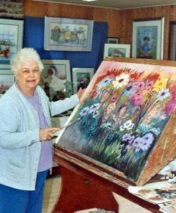 DIXIE ROGERSON - ARTIST
