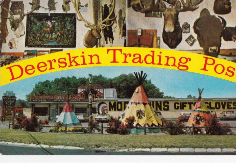 DEERSKIN TRADING POST