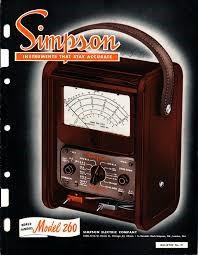 SIMPSON ELECTRIC CO.