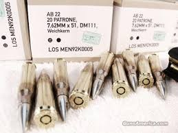 GERMAN AMMO