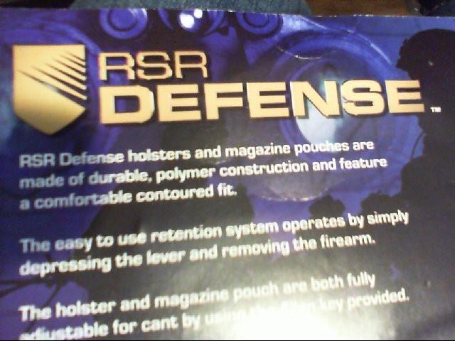 RSR DEFENSE