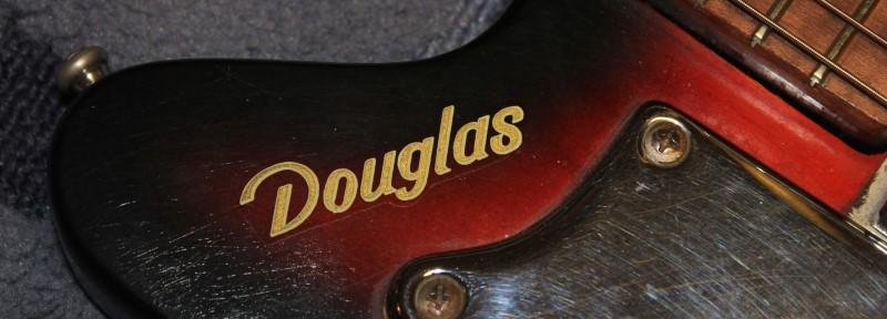 DOUGLAS GUITARS