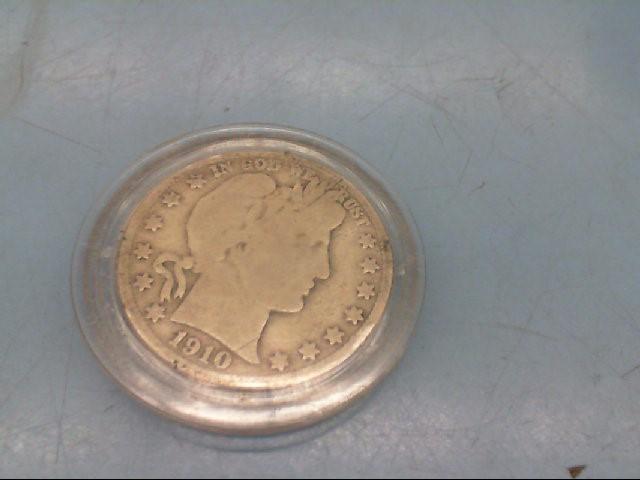 BARBER USA SILVER COIN