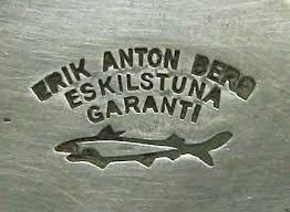 ERIK ANTON BERG