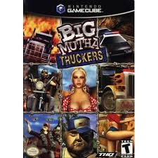 NINTENDO Nintendo GameCube Game BIG MUTHA TRUCKERS
