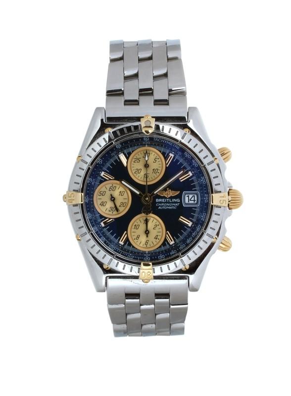 BREITLING Gent's Wristwatch B13050.1 CHRONOMAT