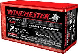 WINCHESTER Ammunition VARMINT LF 22LR