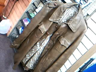 Coat/Jacket LEATHER JACKET
