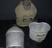 USMC Outdoor Sports 1943 CANTEEN