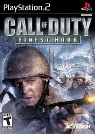 SONY Sony PlayStation 2 Game CALL OF DUTY: FINEST HOUR