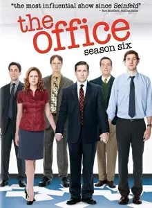 DVD BOX SET DVD THE OFFICE SEASON 6