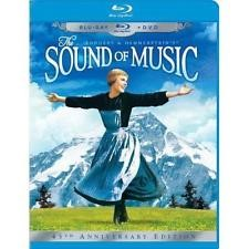BLU-RAY MOVIE Blu-Ray THE SOUND OF MUSIC 45TH ANNIVERSARY EDITION