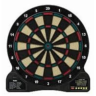 K-MART Game ELECTRONIC DARTBOARD