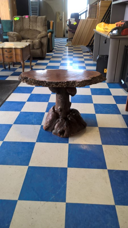 BURL Table TABLE