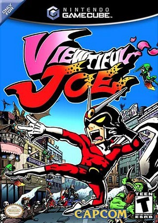 NINTENDO Nintendo GameCube Game VIEWTIFUL JOE GAMECUBE