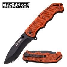 TAC-FORCE Pocket Knife TF-893BW